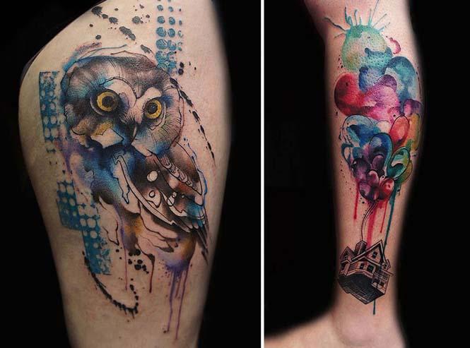 Απίστευτα freestyle τατουάζ (9)