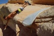 Αυτοσχέδια νεροτσουλήθρα καταλήγει σε γκρεμό ύψους 15 μέτρων