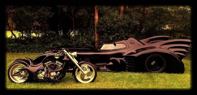 Batmobile με άδεια κυκλοφορίας (2)