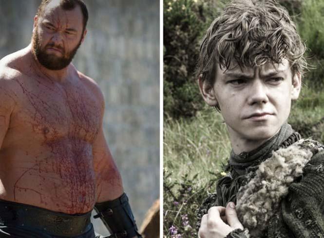 Δεν θα πιστεύετε την διαφορά ηλικίας δυο ηθοποιών του Game of Thrones (3)