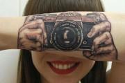 Δημιουργικά τατουάζ που αλληλεπιδρούν με το σώμα! (1)