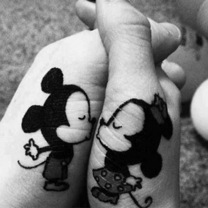 Δημιουργικά τατουάζ που αλληλεπιδρούν με το σώμα! (9)
