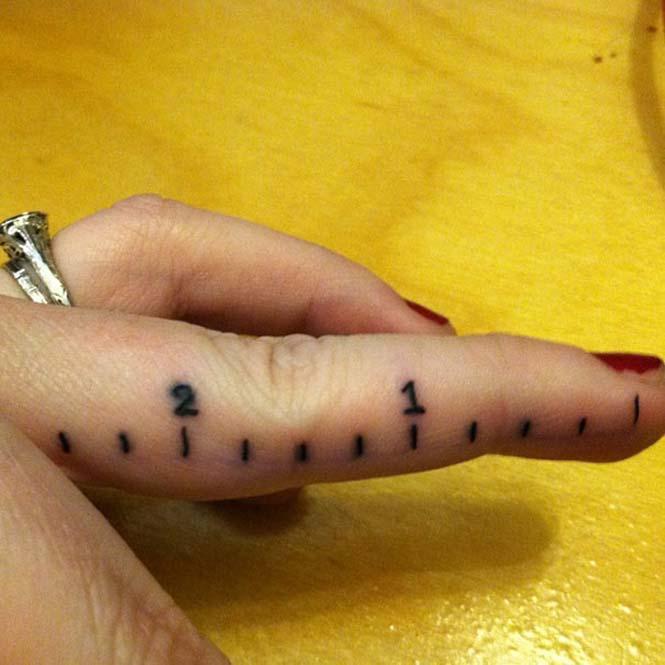 Δημιουργικά τατουάζ που αλληλεπιδρούν με το σώμα! (25)