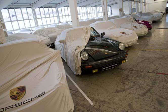 Εκπληκτική συλλογή από Porsche (4)