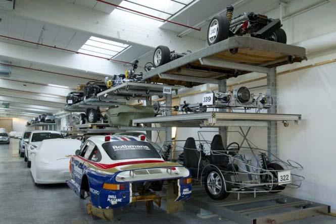 Εκπληκτική συλλογή από Porsche (11)