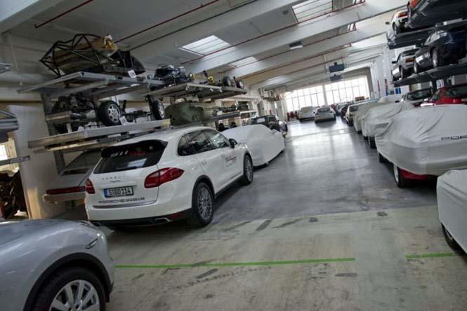 Εκπληκτική συλλογή από Porsche (14)