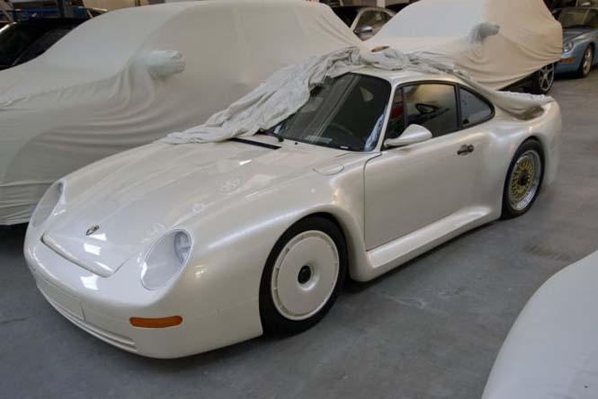 Εκπληκτική συλλογή από Porsche (21)