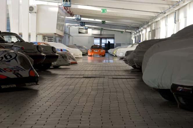 Εκπληκτική συλλογή από Porsche (23)