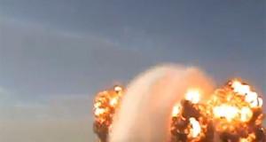 Δείτε τι προκαλεί μια έκρηξη με 100 τόνους δυναμίτη (Video)