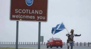 Εν τω μεταξύ, στη Σκωτία…
