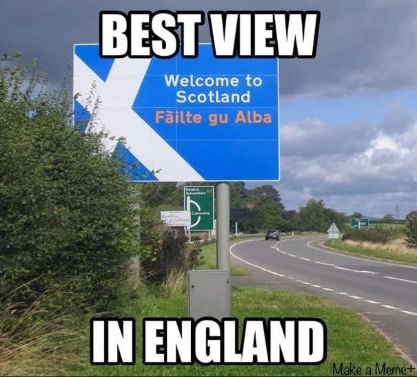 Εν τω μεταξύ, στη Σκωτία... (27)