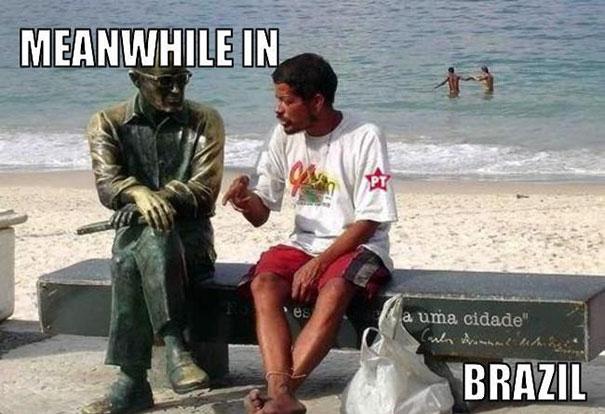 Εν τω μεταξύ, στη Βραζιλία... (16)