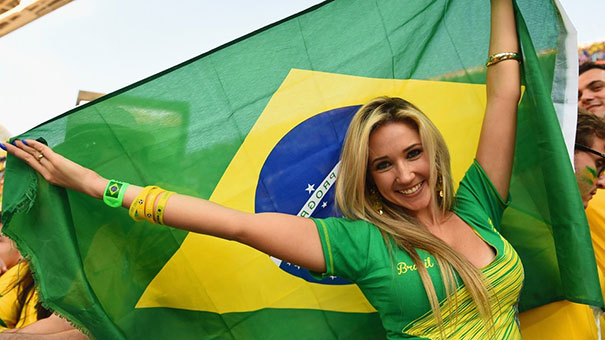 Εν τω μεταξύ, στη Βραζιλία... (1)