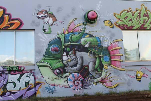Εντυπωσιακά graffiti (14)