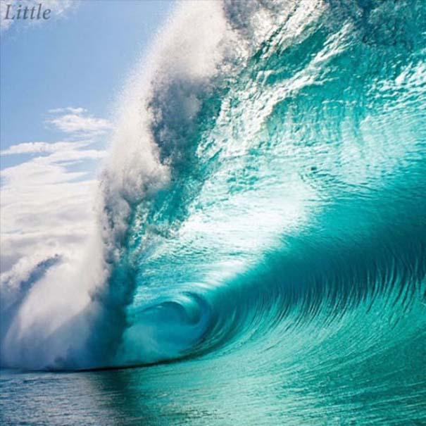 Εντυπωσιακές φωτογραφίες μέσα σε γιγάντια κύματα (15)