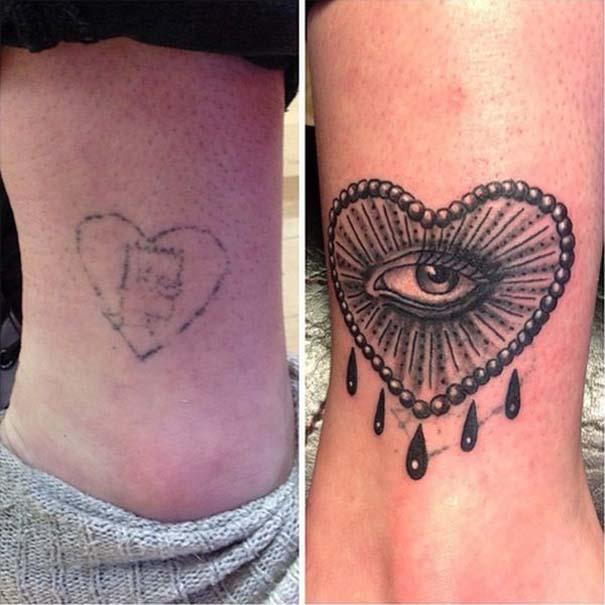 Εντυπωσιακές μετατροπές παλιών τατουάζ (9)