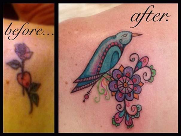 Εντυπωσιακές μετατροπές παλιών τατουάζ (11)
