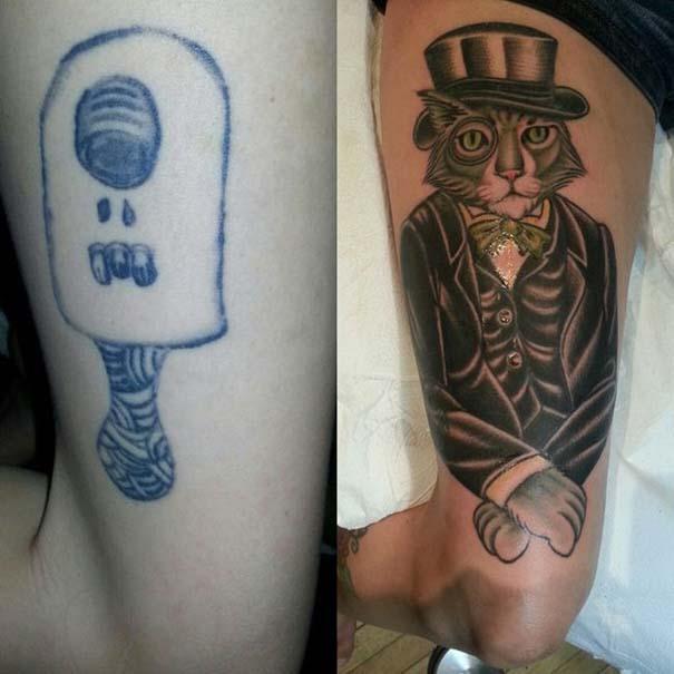 Εντυπωσιακές μετατροπές παλιών τατουάζ (31)