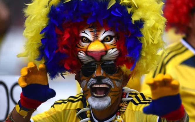 Οι 43 πιο τρελοί και αστείοι φίλαθλοι του Μουντιάλ της Βραζιλίας (3)
