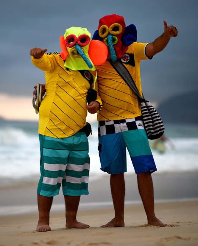 Οι 43 πιο τρελοί και αστείοι φίλαθλοι του Μουντιάλ της Βραζιλίας (8)