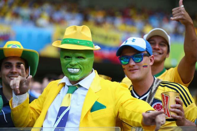 Οι 43 πιο τρελοί και αστείοι φίλαθλοι του Μουντιάλ της Βραζιλίας (2)