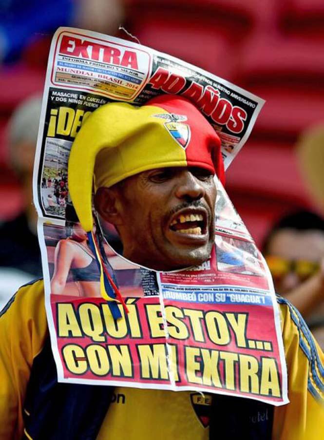 Οι 43 πιο τρελοί και αστείοι φίλαθλοι του Μουντιάλ της Βραζιλίας (17)