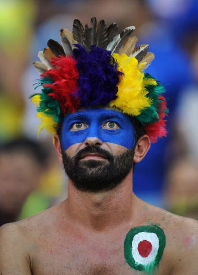 Οι 43 πιο τρελοί και αστείοι φίλαθλοι του Μουντιάλ της Βραζιλίας (19)