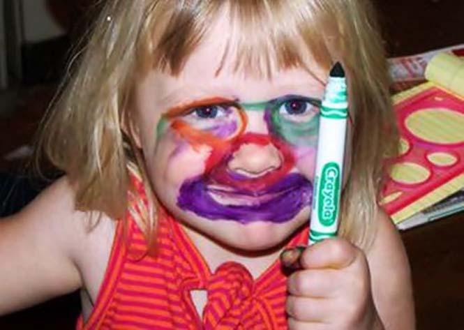 Φωτογραφικά επιχειρήματα για να μην κάνεις παιδιά (1)