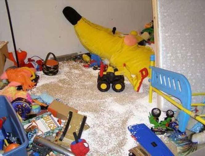 Φωτογραφικά επιχειρήματα για να μην κάνεις παιδιά (2)
