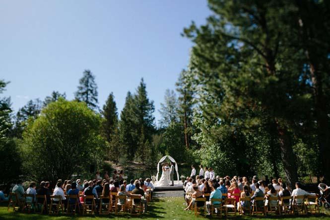 Φωτογράφηση γάμου με φόντο δασική πυρκαγιά (5)