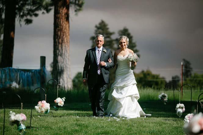 Φωτογράφηση γάμου με φόντο δασική πυρκαγιά (4)