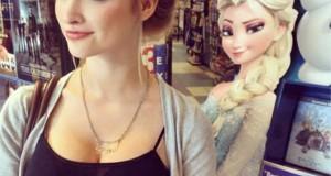 Anna Faith: Η κοπέλα που έγινε γνωστή για την ομοιότητα της με την πριγκίπισσα του Frozen