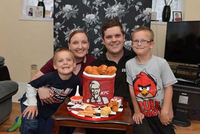 Κουβάς KFC, δεν είναι αυτό που φαίνεται (2)