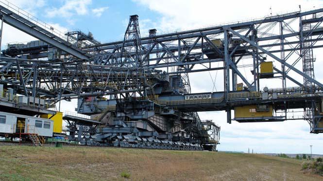 Το μεγαλύτερο κινούμενο μηχάνημα στον κόσμο (7)