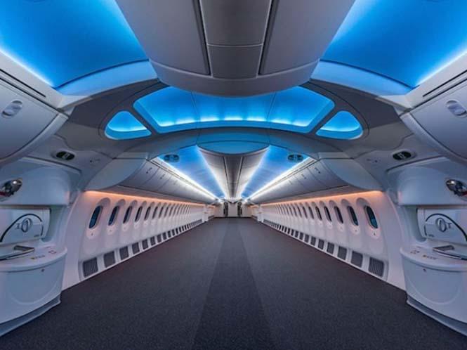 Μετατροπή Boeing σε πολυτελή χώρο διαβίωσης (4)