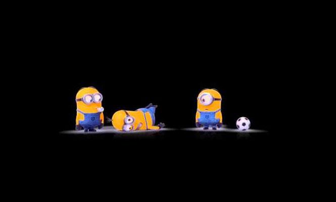 Τα Minions εξηγούν το ποδόσφαιρο μέσα σε 10 δευτερόλεπτα