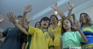 Η βραζιλιάνικη οικογένεια των… εξαδάχτυλων (Video)