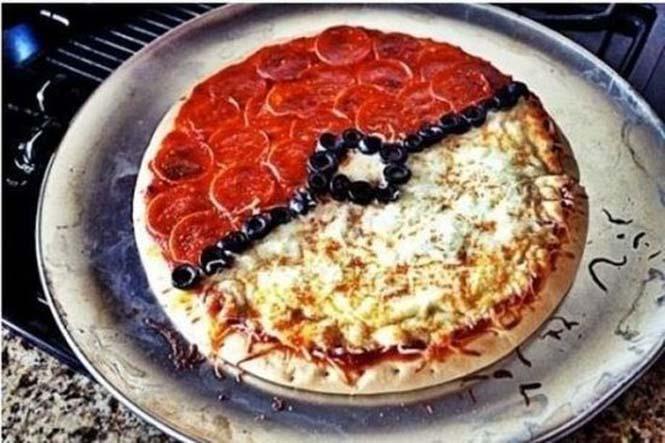 Όταν η πίτσα γίνεται... τρόπος έκφρασης (1)