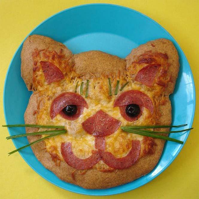Όταν η πίτσα γίνεται... τρόπος έκφρασης (5)