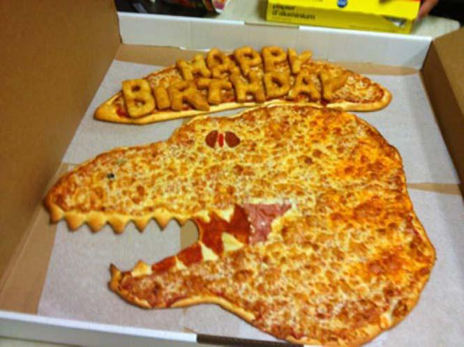 Όταν η πίτσα γίνεται... τρόπος έκφρασης (7)