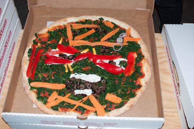 Όταν η πίτσα γίνεται... τρόπος έκφρασης (8)