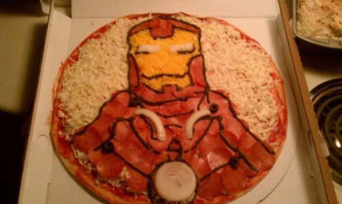Όταν η πίτσα γίνεται... τρόπος έκφρασης (10)