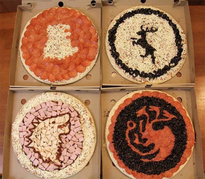 Όταν η πίτσα γίνεται... τρόπος έκφρασης (11)