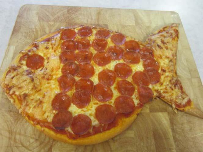 Όταν η πίτσα γίνεται... τρόπος έκφρασης (12)