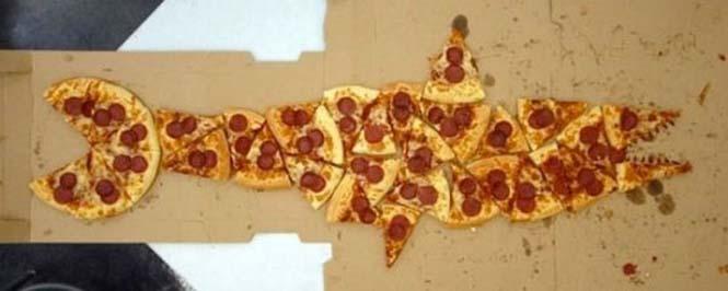 Όταν η πίτσα γίνεται... τρόπος έκφρασης (20)