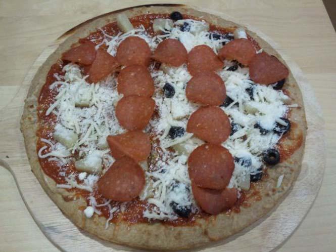 Όταν η πίτσα γίνεται... τρόπος έκφρασης (21)