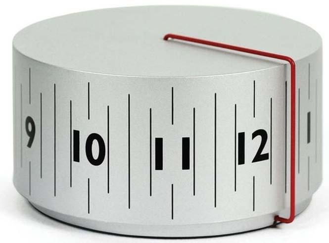 Παράξενα και πρωτότυπα ρολόγια (6)
