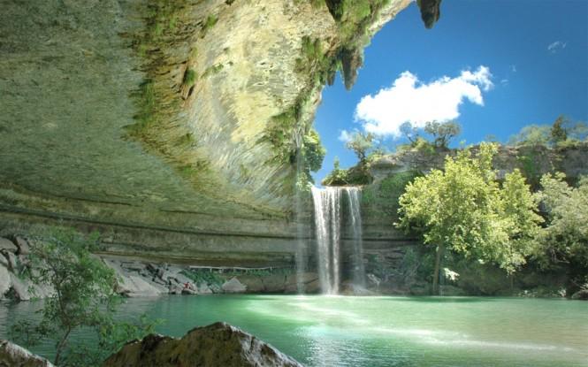 Μαγευτική πισίνα της φύσης | Φωτογραφία της ημέρας