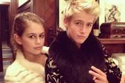 Ποιο supermodel είναι η μητέρα αυτών των παιδιών; (1)