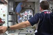 Πως διασκεδάζουν οι αστροναύτες κατά τη διάρκεια του Mundial